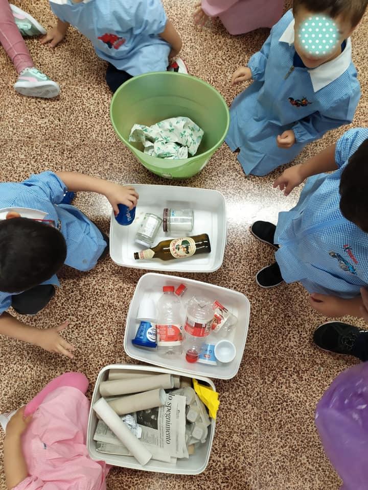 Scoperto come separare i rifiuti